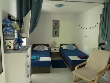 Privlaka, Гостиная в размещении типа apartment, Домашние животные допускаются и WiFi.
