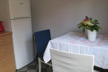 Zagreb, Jídelna v ubytování typu apartment, WiFi.