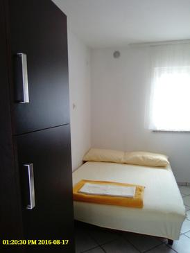 Novi Vinodolski, Dnevna soba v nastanitvi vrste apartment, WiFi.