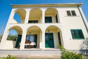 Trogir, Trogir, Property 15316 - Apartments with pebble beach.