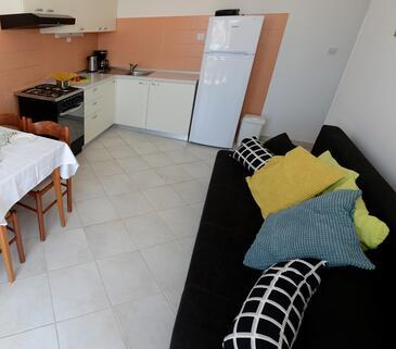Zadar - Diklo, Camera di soggiorno nell'alloggi del tipo apartment, WiFi.