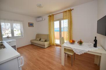 Zubovići, Гостиная в размещении типа apartment, доступный кондиционер, Домашние животные допускаются и WiFi.