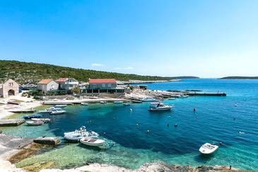 Rukavac, Vis, Property 15352 - Apartments by the sea.
