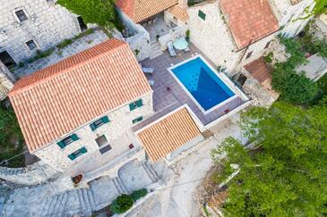 Mihanići, Dubrovnik, Objekt 15367 - Ubytování s oblázkovou pláží.