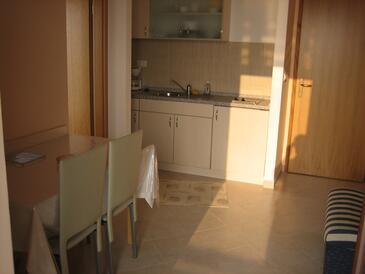 Senj, Kuchyně v ubytování typu apartment, WiFi.