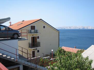 Senj, Senj, Objekt 15376 - Apartmani sa šljunčanom plažom.
