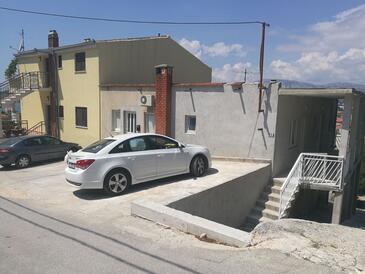 Podstrana, Split, Szálláshely 15377 - Apartmanok kavicsos stranddal.