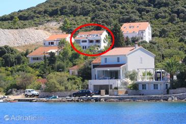 Žrnovska Banja, Korčula, Property 154 - Apartments with pebble beach.