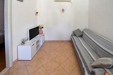 Sevid, Pokój dzienny w zakwaterowaniu typu apartment, Dostępna klimatyzacja i WiFi.