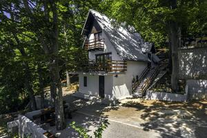 Holiday house with a parking space Zlobin, Gorski kotar - 15452