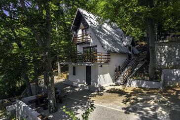 Zlobin, Gorski kotar, Alloggio 15452 - Casa vacanze in Croazia.