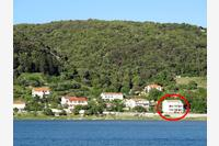 Apartments by the sea Supetarska Draga - Gornja (Rab) - 15453