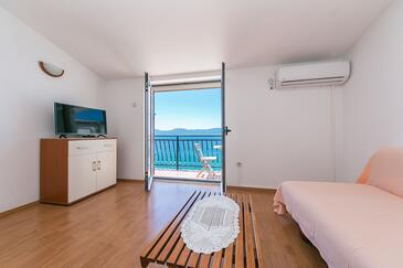Brist, Obývací pokoj v ubytování typu apartment, WiFi.