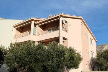 Podaca, Makarska, Property 15475 - Apartments with pebble beach.