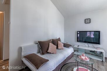 Koromaslinova, Гостиная в размещении типа house, доступный кондиционер, Домашние животные допускаются и WiFi.