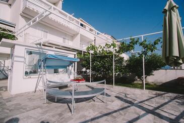 Podstrana, Split, Objekt 15591 - Ubytování s oblázkovou pláží.