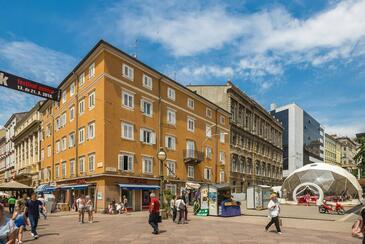Rijeka, Rijeka, Objekt 15592 - Ubytování v blízkosti moře s oblázkovou pláží.