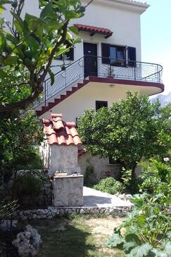 Gradac, Makarska, Объект 15596 - Апартаменты с галечным пляжем.