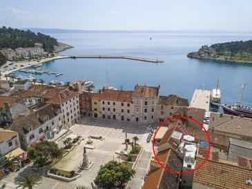 Makarska, Makarska, Property 15616 - Apartments by the sea.