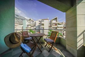 Apartmány s parkovištěm Makarská - Makarska - 15705
