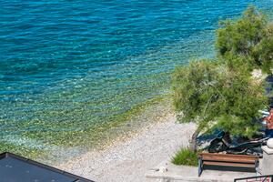 Apartments by the sea Brist (Makarska) - 15714