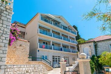 Brist, Makarska, Objekt 15714 - Ubytování v blízkosti moře s oblázkovou pláží.
