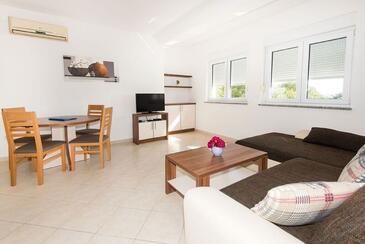 Vinkuran, Obývací pokoj v ubytování typu apartment, WiFi.
