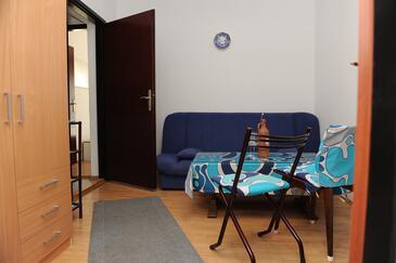 Podaca, Obývací pokoj v ubytování typu apartment, WiFi.