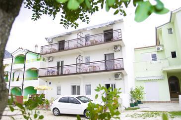 Podaca, Makarska, Obiekt 15748 - Apartamenty ze żwirową plażą.