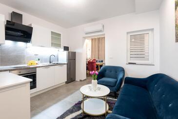 Gradac, Гостиная в размещении типа apartment, WiFi.