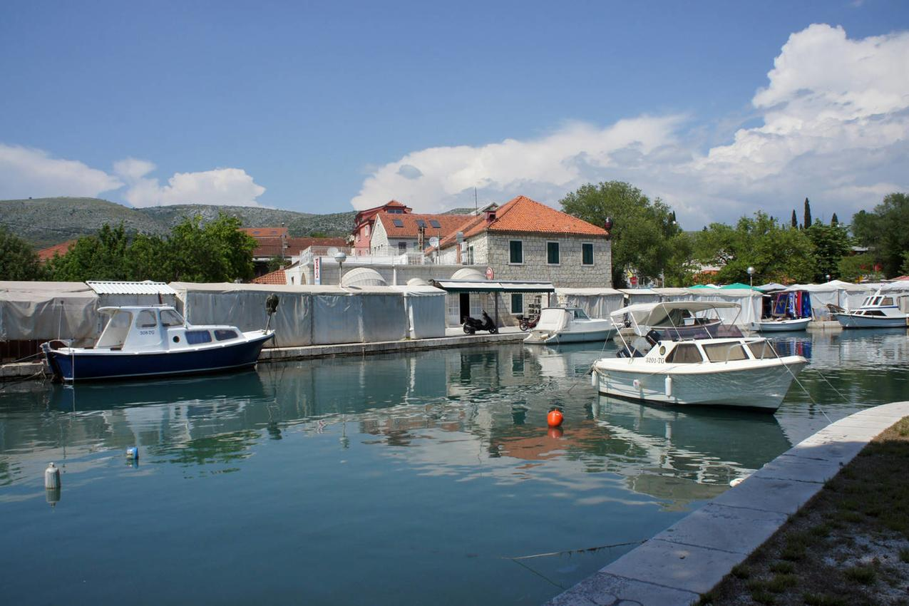 ubytování Trogir