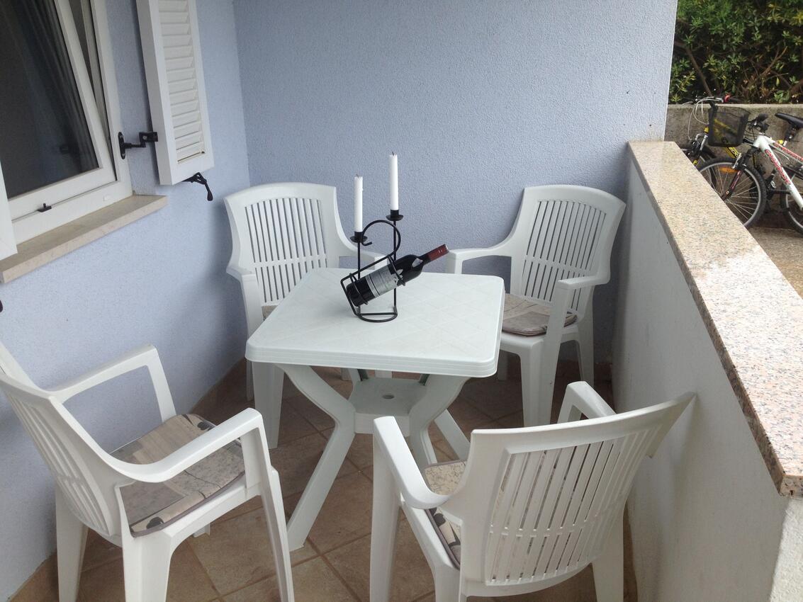 Ferienwohnung Studio Appartment im Ort Mugeba (Pore), Kapazität 2+2 (2450610), Mugeba, , Istrien, Kroatien, Bild 1