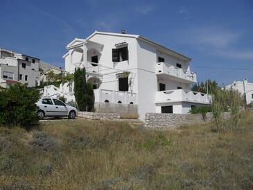 Pag, Pag, Property 15765 - Apartments with sandy beach.