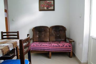 Biograd na Moru, Esszimmer in folgender Unterkunftsart apartment, WiFi.