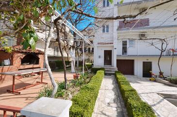 Stobreč, Split, Objekt 15782 - Ubytování s oblázkovou pláží.