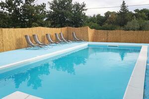 Dom s bazénom pre rodinu Posedarje (Novigrad) - 15785