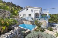 Апартаменты для семьи с бассейном Plomin (Labin) - 15801
