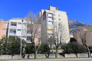 Makarska, Makarska, Obiekt 15841 - Apartamenty ze żwirową plażą.