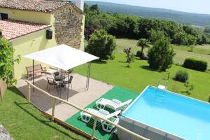 Family friendly apartments with a swimming pool Čepić, Central Istria - Središnja Istra - 15878