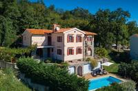 Luxury villa with a swimming pool Poljane (Opatija) - 15954