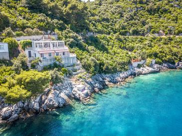Sobra, Mljet, Property 15993 - Apartments by the sea.