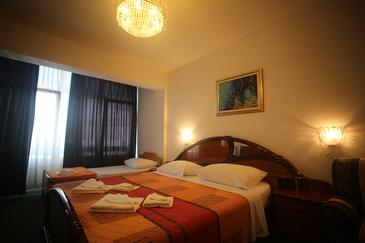Zadar - Diklo, Bedroom in the room, air condition available, (pet friendly) and WiFi.