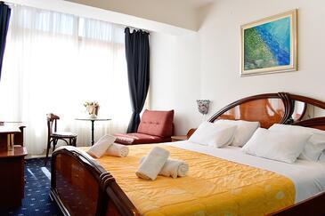 Zadar - Diklo, Спальня в размещении типа room, доступный кондиционер, Домашние животные допускаются и WiFi.