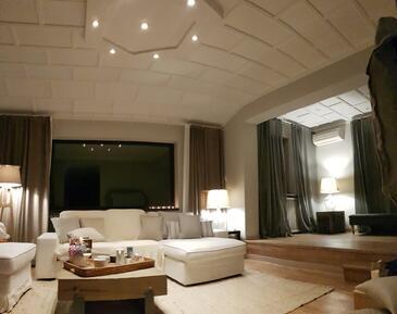 Veprinac, Гостиная 1 в размещении типа house, доступный кондиционер, Домашние животные допускаются и WiFi.