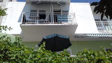 Tučepi, Makarska, Obiekt 16037 - Apartamenty przy morzu ze żwirową plażą.