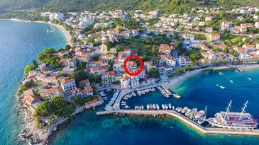 Gradac, Makarska, Objekt 16039 - Ubytování v blízkosti moře s oblázkovou pláží.