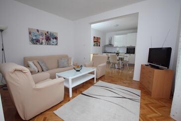 Solin, Гостиная в размещении типа apartment, доступный кондиционер и WiFi.