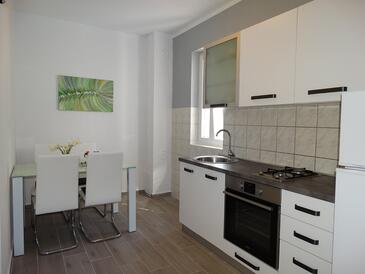 Pag, Kitchen in the apartment, (pet friendly) and WiFi.