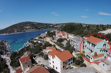 Sevid, Trogir, Objekt 16111 - Apartmaji na Hrvaškem.