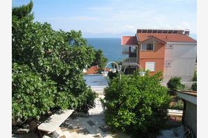 Apartmány a pokoje u moře Podaca (Makarská - Makarska) - 16114
